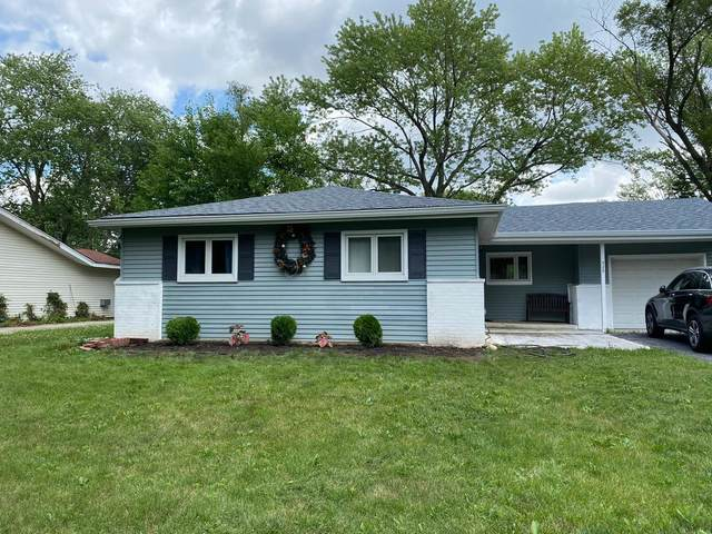 525 Olive Street, Hoffman Estates, IL 60169 (MLS #10972608) :: The Wexler Group at Keller Williams Preferred Realty