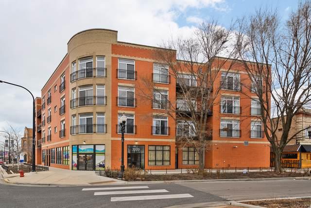 2520 S Oakley Avenue #403, Chicago, IL 60608 (MLS #10972626) :: Helen Oliveri Real Estate