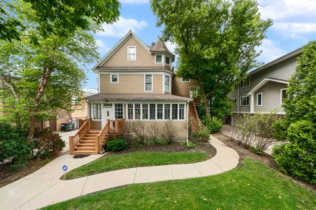 431 S Harvey Avenue H, Oak Park, IL 60302 (MLS #10972664) :: The Wexler Group at Keller Williams Preferred Realty