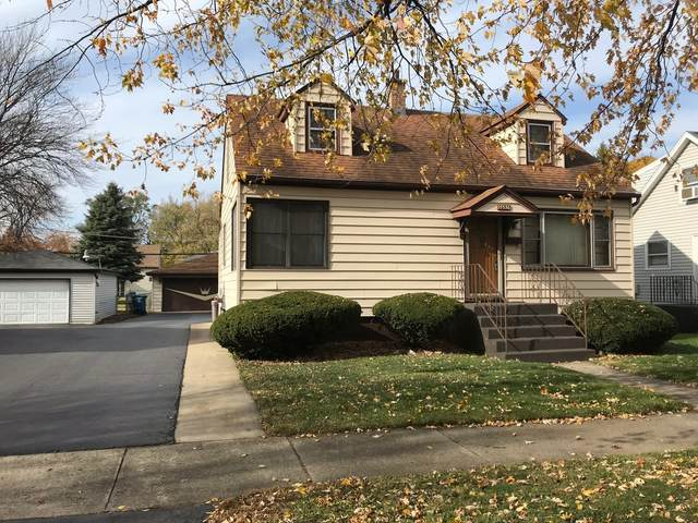 14536 Sawyer Avenue, Midlothian, IL 60445 (MLS #10972665) :: Janet Jurich