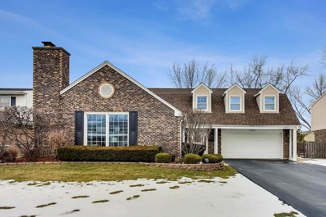 1615 S Ridge Drive, Arlington Heights, IL 60005 (MLS #10972683) :: Helen Oliveri Real Estate