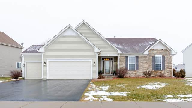 391 Sutton Street, Yorkville, IL 60560 (MLS #10972695) :: Jacqui Miller Homes