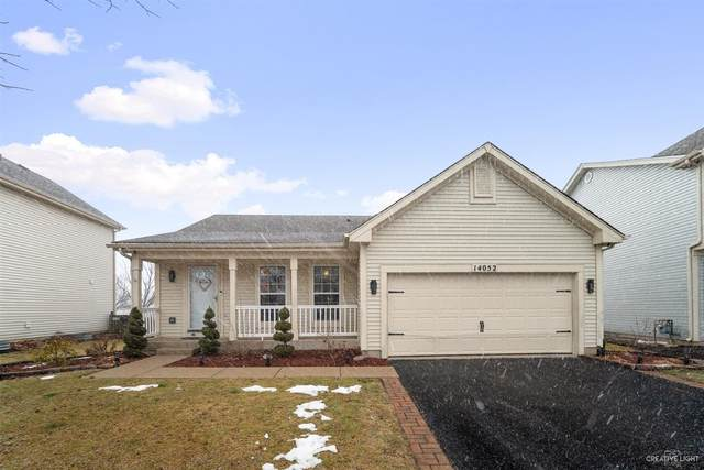 14052 S Hemingway Circle, Plainfield, IL 60544 (MLS #10972698) :: Schoon Family Group