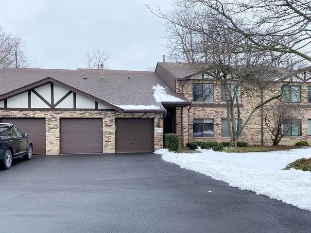 6283 Trinity Drive 1-B, Lisle, IL 60532 (MLS #10972734) :: Helen Oliveri Real Estate
