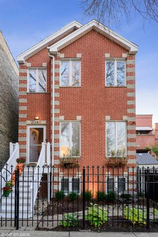 2040 N Oakley Avenue, Chicago, IL 60647 (MLS #10972739) :: The Perotti Group