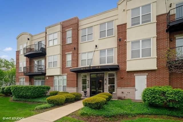 104 E 11th Avenue #302, Naperville, IL 60563 (MLS #10972750) :: Helen Oliveri Real Estate