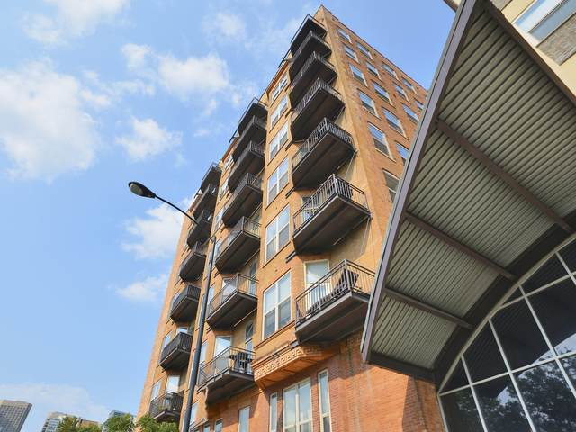500 S Clinton Street #621, Chicago, IL 60607 (MLS #10972759) :: The Wexler Group at Keller Williams Preferred Realty