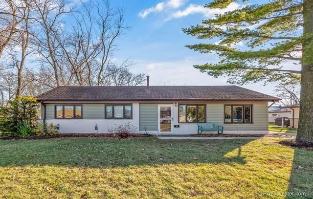 195 Kingman Lane, Hoffman Estates, IL 60169 (MLS #10972773) :: Janet Jurich