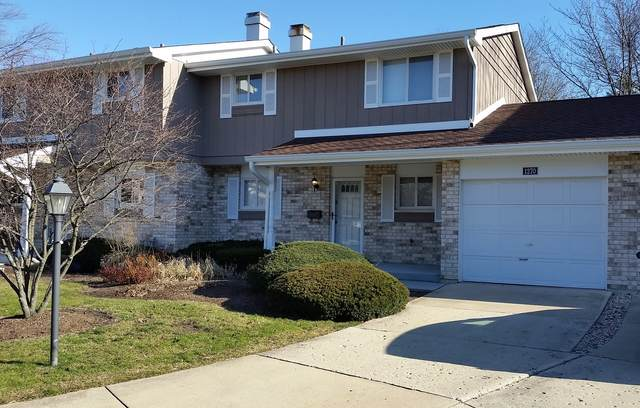 1270 Exeter Court, Wheaton, IL 60189 (MLS #10972778) :: The Wexler Group at Keller Williams Preferred Realty