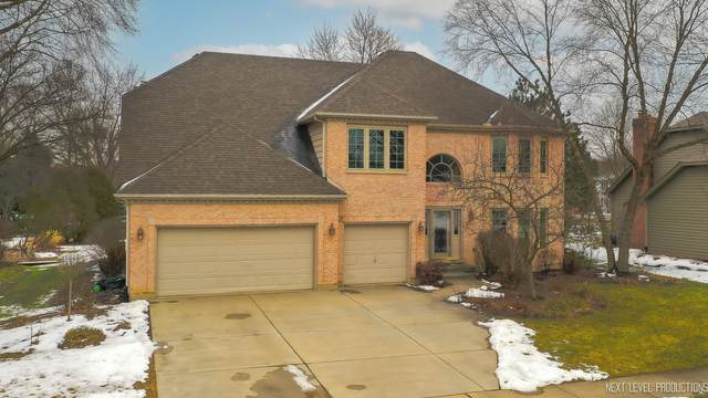 2720 Cheyenne Drive, Naperville, IL 60565 (MLS #10972791) :: The Perotti Group