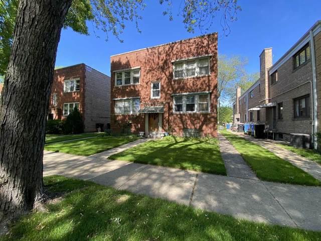 5347 N Virginia Avenue 1B, Chicago, IL 60625 (MLS #10972793) :: Helen Oliveri Real Estate