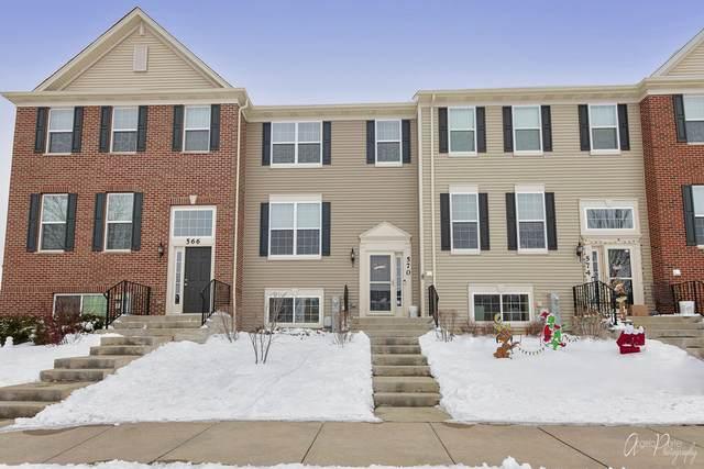570 Cannonball Drive #570, Grayslake, IL 60030 (MLS #10972828) :: Helen Oliveri Real Estate