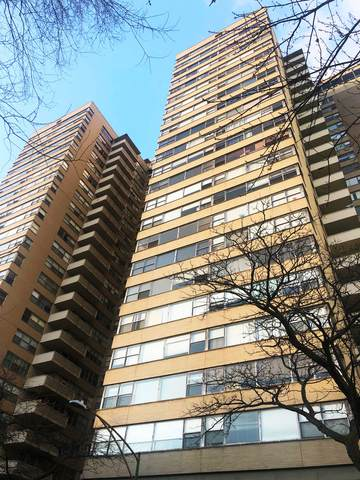 6301 N Sheridan Road 10G, Chicago, IL 60660 (MLS #10972851) :: Helen Oliveri Real Estate