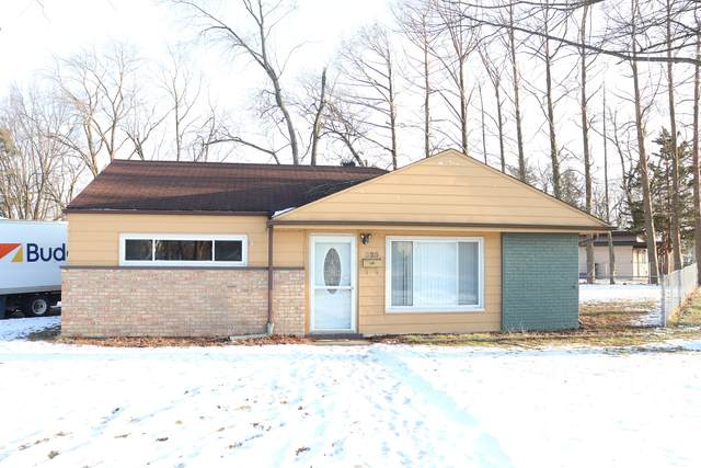 323 Seminole Road, Park Forest, IL 60466 (MLS #10972868) :: The Spaniak Team