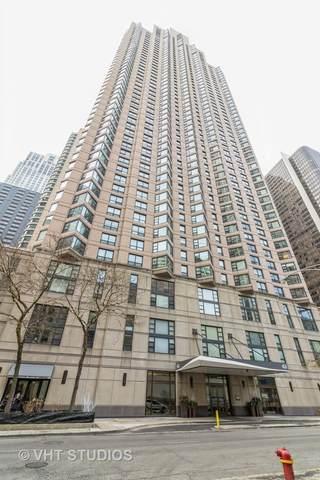 401 E Ontario Street #501, Chicago, IL 60611 (MLS #10972903) :: Helen Oliveri Real Estate