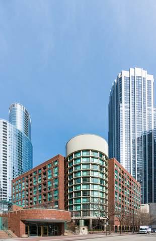 480 N Mcclurg Court #1020, Chicago, IL 60611 (MLS #10972908) :: Helen Oliveri Real Estate
