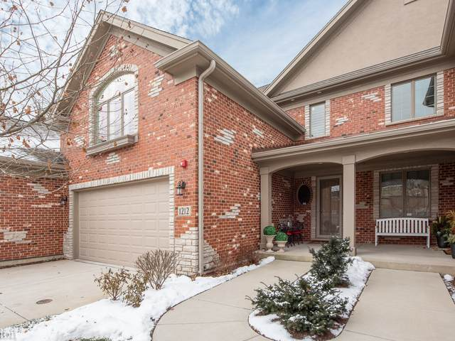 1212 E Charles Lane, Westmont, IL 60559 (MLS #10972916) :: Suburban Life Realty