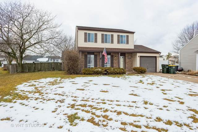 616 Tacoma Drive, Carol Stream, IL 60188 (MLS #10972922) :: The Wexler Group at Keller Williams Preferred Realty