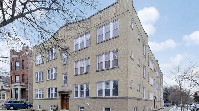 4452 N Kenneth Avenue #1, Chicago, IL 60630 (MLS #10972927) :: Janet Jurich
