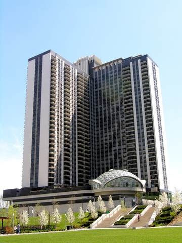 400 E Randolph Street #2523, Chicago, IL 60601 (MLS #10972941) :: Helen Oliveri Real Estate