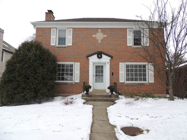 1112 S Chester Avenue, Park Ridge, IL 60068 (MLS #10972954) :: The Wexler Group at Keller Williams Preferred Realty