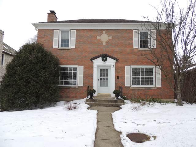 1112 S Chester Avenue, Park Ridge, IL 60068 (MLS #10972954) :: Jacqui Miller Homes