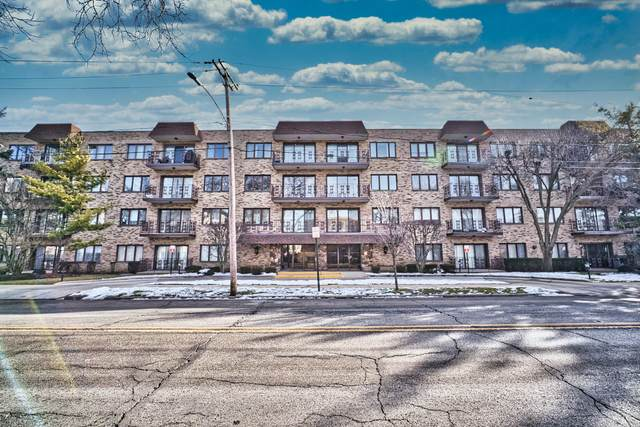 8225 Niles Center Road #102, Skokie, IL 60077 (MLS #10972964) :: John Lyons Real Estate