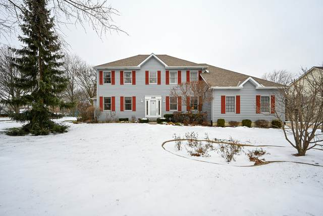 568 S Brewster Avenue, Lombard, IL 60148 (MLS #10972970) :: Angela Walker Homes Real Estate Group