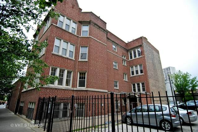 734 W Waveland Avenue 3N, Chicago, IL 60613 (MLS #10972976) :: The Perotti Group
