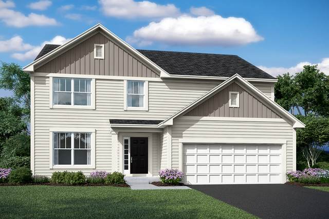 26431 W Wild Rose  Lot#540 Drive, Channahon, IL 60410 (MLS #10972980) :: Schoon Family Group