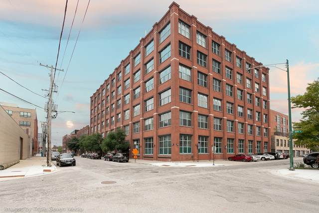 312 N May Street 3J, Chicago, IL 60607 (MLS #10972989) :: Touchstone Group