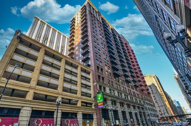 212 W Washington Street #1609, Chicago, IL 60606 (MLS #10972998) :: Helen Oliveri Real Estate