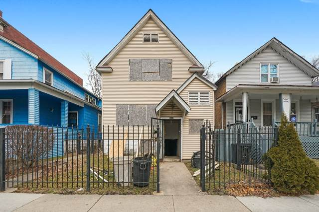 5514 W Race Avenue, Chicago, IL 60644 (MLS #10973048) :: Angela Walker Homes Real Estate Group