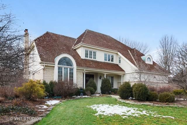 6363 Manor Drive, Burr Ridge, IL 60527 (MLS #10973051) :: The Perotti Group