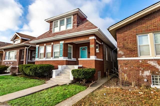 8604 S Loomis Boulevard, Chicago, IL 60620 (MLS #10973054) :: Angela Walker Homes Real Estate Group
