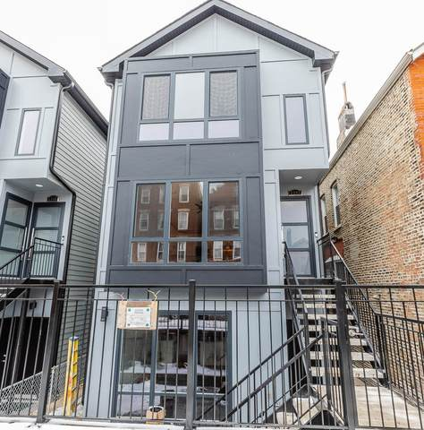 2307 W 19th Street #2, Chicago, IL 60608 (MLS #10973062) :: The Perotti Group