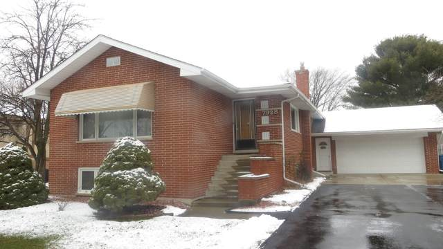 7928 W 99th Place, Palos Hills, IL 60465 (MLS #10973064) :: The Wexler Group at Keller Williams Preferred Realty