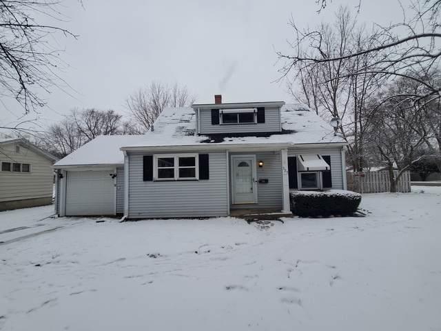323 N Park Avenue, Aurora, IL 60506 (MLS #10973080) :: Schoon Family Group