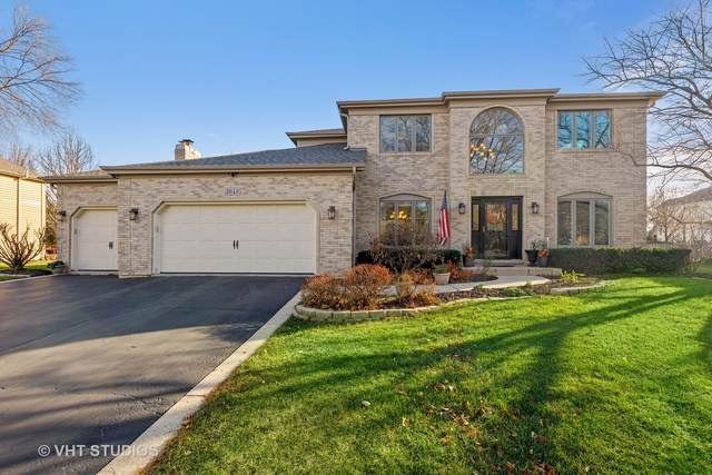 3648 Shakespeare Lane, Naperville, IL 60564 (MLS #10973086) :: The Spaniak Team