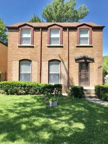4104 N Pioneer Avenue, Chicago, IL 60634 (MLS #10973087) :: Helen Oliveri Real Estate