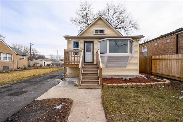 9211 S Normal Avenue, Chicago, IL 60620 (MLS #10973097) :: Suburban Life Realty