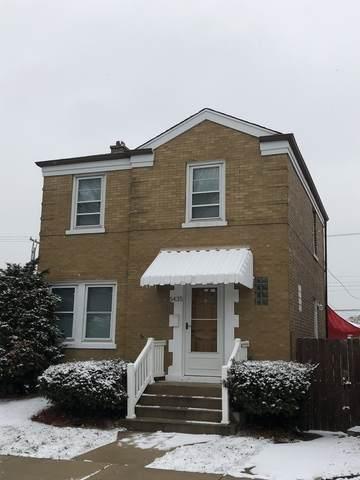 5435 S Menard Avenue, Chicago, IL 60638 (MLS #10973104) :: Janet Jurich