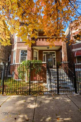 520 N Hamlin Avenue, Chicago, IL 60624 (MLS #10973107) :: Janet Jurich