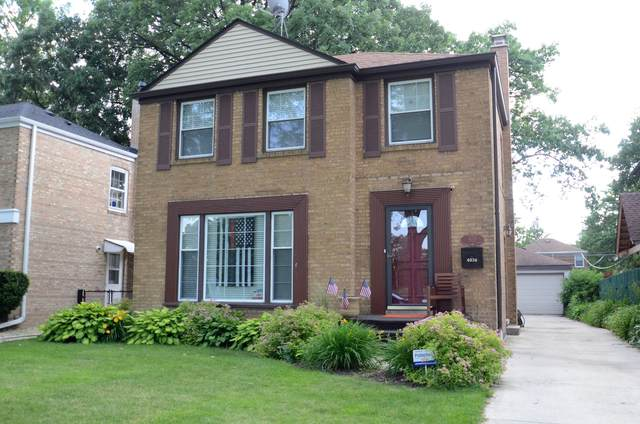 4036 N Pioneer Avenue, Chicago, IL 60634 (MLS #10973113) :: Ani Real Estate