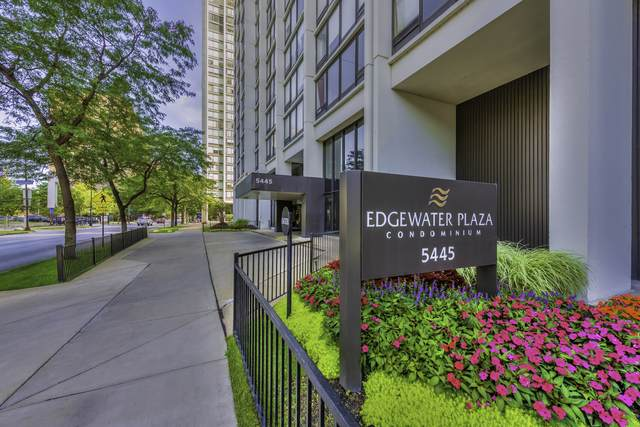 5445 N Sheridan Road #1412, Chicago, IL 60640 (MLS #10973145) :: Ani Real Estate