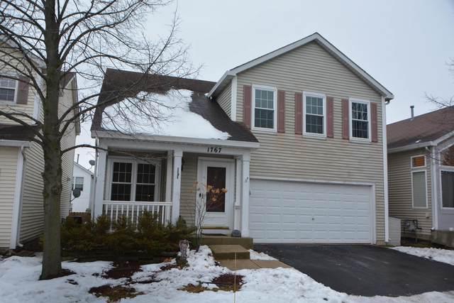 1767 Hickory Park Lane, Aurora, IL 60504 (MLS #10973151) :: Janet Jurich