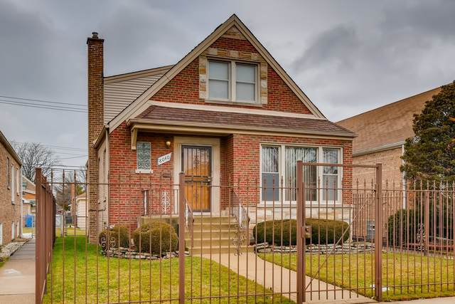8040 S Sawyer Avenue, Chicago, IL 60652 (MLS #10973176) :: Janet Jurich