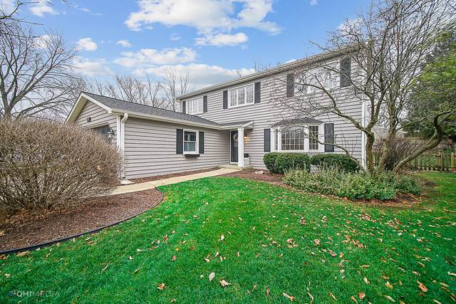 531 Dawes Avenue, Glen Ellyn, IL 60137 (MLS #10973211) :: Helen Oliveri Real Estate