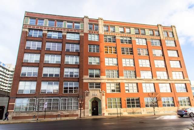 333 S Des Plaines Street #303, Chicago, IL 60661 (MLS #10973223) :: Touchstone Group