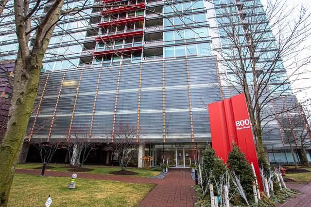 800 Elgin Road #605, Evanston, IL 60201 (MLS #10973225) :: Helen Oliveri Real Estate